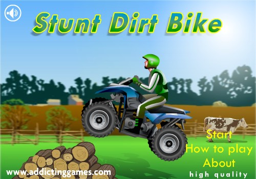 jeu stunt dirt bike gratuit jeux de moto flash. Black Bedroom Furniture Sets. Home Design Ideas